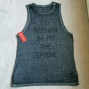 Pure Barre Burnout Tank